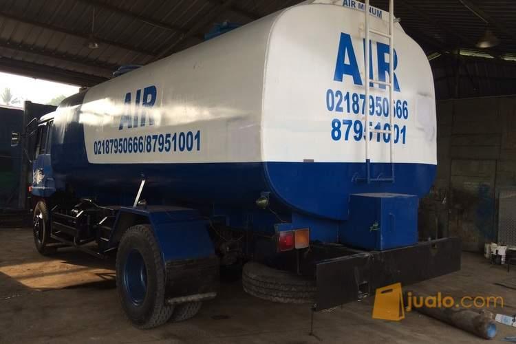 harga truk tangki air 20000 liter mitsubishi puso tahun 2004 Jualo.com