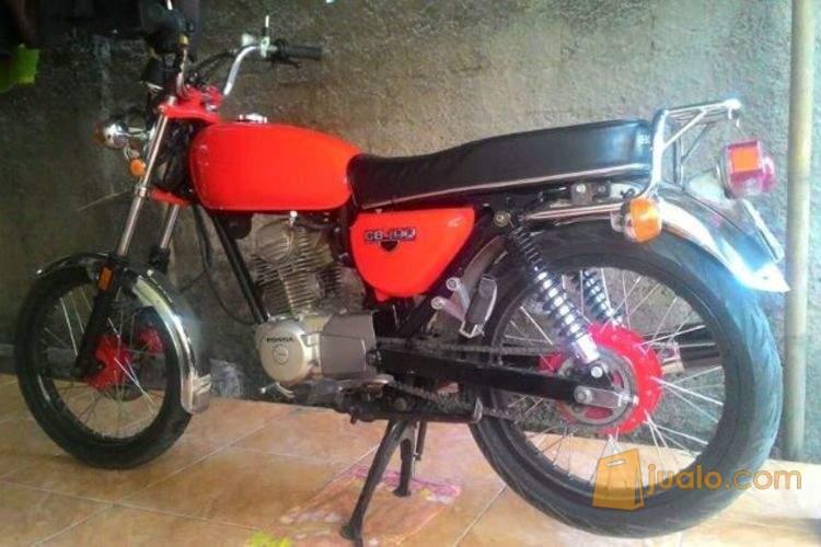 harga Motor CB100 Honda Jualo.com