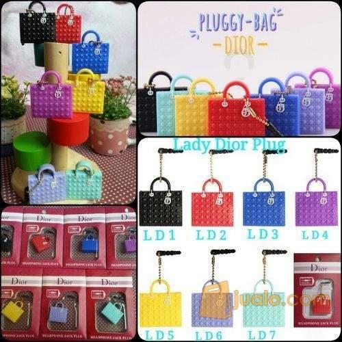 harga Branded Bags Pluggy Gantungan HP Jualo.com