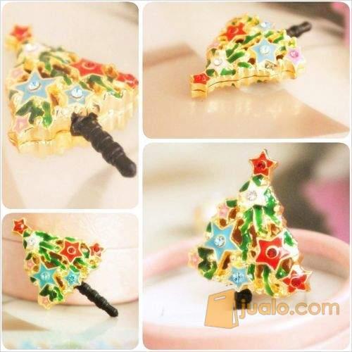 harga Beauty Christmas Tree Pluggy / Gantungan HP Jualo.com