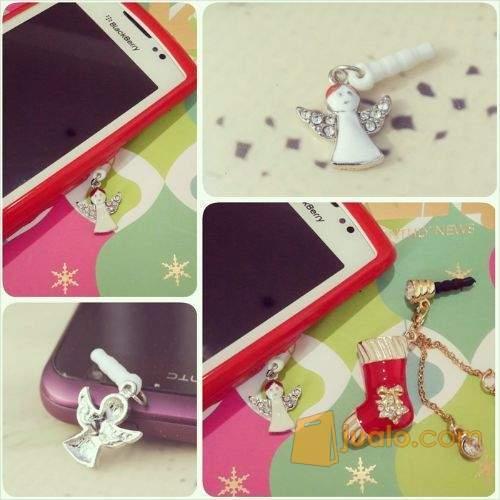 harga Cute Angel Pluggy / Gantungan HP Jualo.com