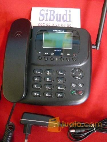 harga Telepon Rumah Motorola FX 805 P Jualo.com