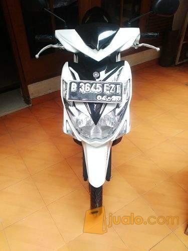 harga Yamaha XEON RC 125 Putih velg racing asli Jualo.com