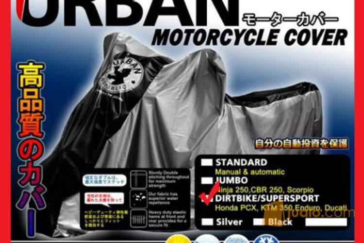 harga Cover / Sarung Motor Urban Super Sport/Dirtbike [Trail, Ducati,KTM] Jualo.com