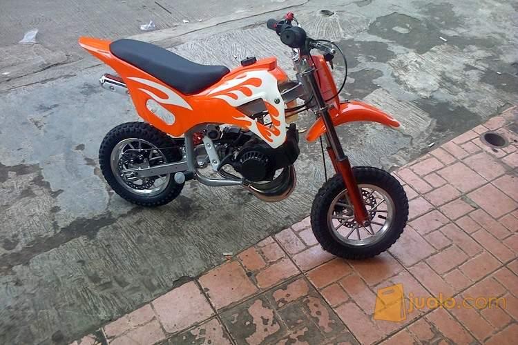 harga motor mini trail 50cc mt1 Jualo.com
