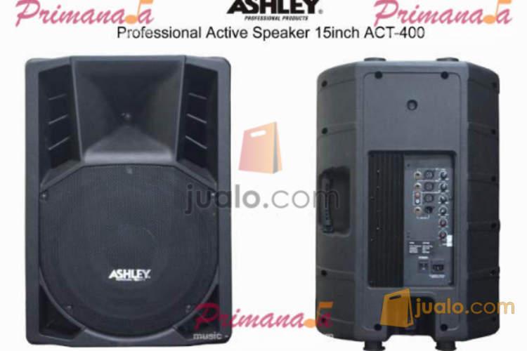 Jual Speaker Aktif 15 Ashley ACT-400 Active Speaker