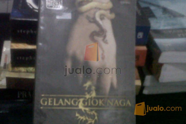 harga buku : gelang giok naga Jualo.com