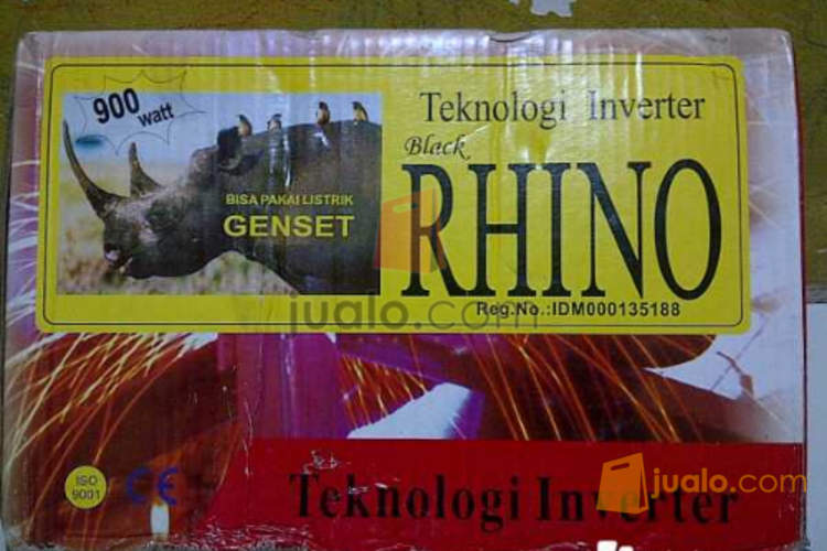 mesin las rhino 900watt
