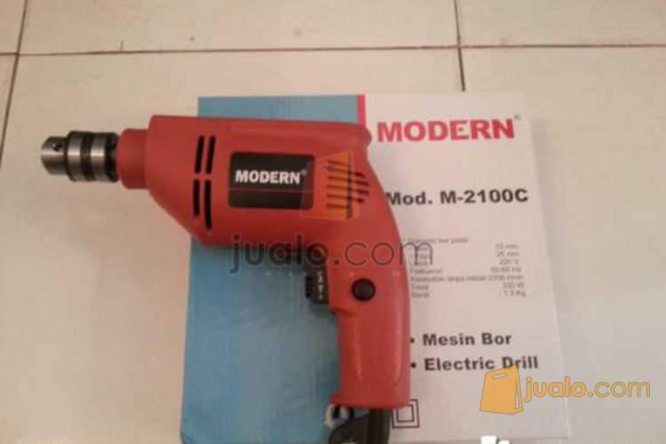 Mesin Bor Tangan 10mm Modern