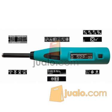 harga Jual Alat Uji Beton :: PROCEQ CONCRETE TEST HAMMER TYPE-L CO.550.5S (SilverSchmidt PC N) Jualo.com