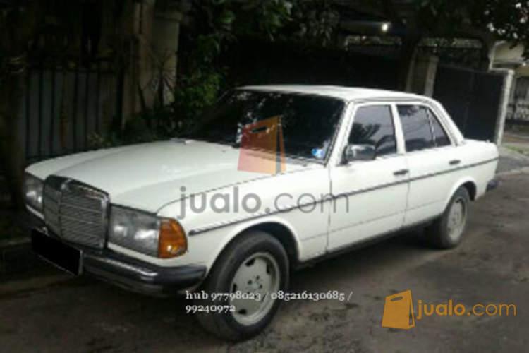 harga Mercy tiger 230 putih tahun 80 Jualo.com