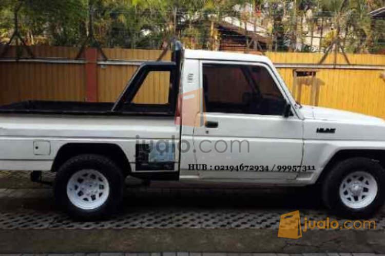 harga Daihatsu TAFT hiline PU Long 4x4 WD ( LANGKA) Th 1997 Putih Jualo.com