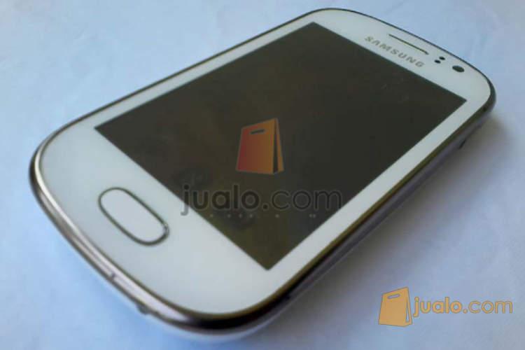 harga Samsung Galaxy Fame GT-S6810 Pearl White - Mulus, Murah, Malang Jualo.com