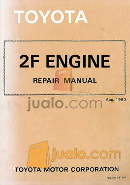 harga Manual Book Toyota Landcruiser Fj40 / Bj 40 Jualo.com
