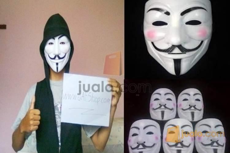 harga Topeng Vendeta / Anonymus Jualo.com
