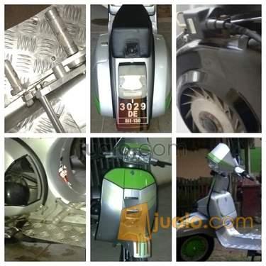 harga jual vespa racing mesin standar touring Jualo.com