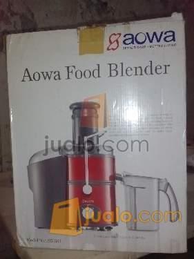 harga FOOD BLENDER JUICER AOWA Jualo.com