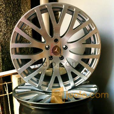 harga Wts velg 19 inch Khan f - IX 19 x 8.5 + 45 pcd 5 x 112 Jualo.com