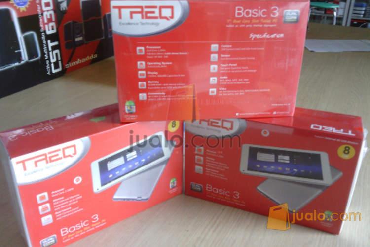 harga TABLET TREQ BASIC 3 DUALCORE MALANG KOTA Jualo.com