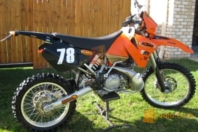 harga Motor Trail KTM EXC250 2001 COLLINGWOOD 250cc Jualo.com