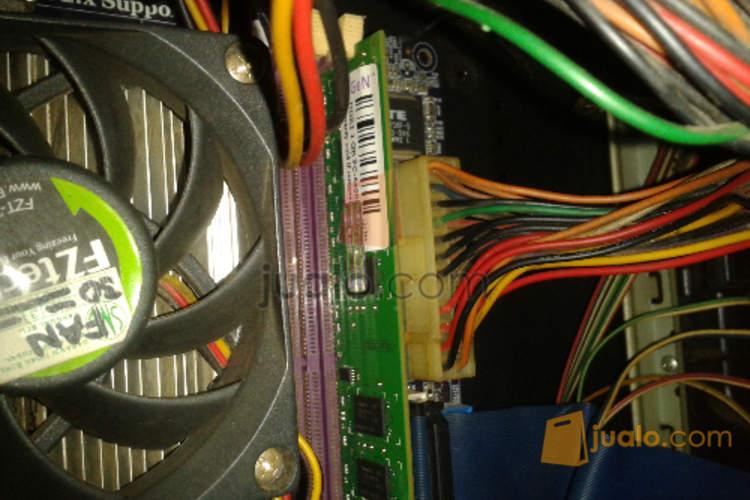 harga 1 SET KOMPUTER AMD DUALCORE + MONITOR TABUNG 19 IN TINGGAL PAKAI AJA Jualo.com