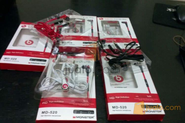 harga Headphones MD-520 beats by dr. dre Jualo.com