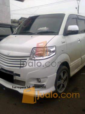 harga Suzuki apv arena luxury a/t 2011 putih keren sekali Jualo.com