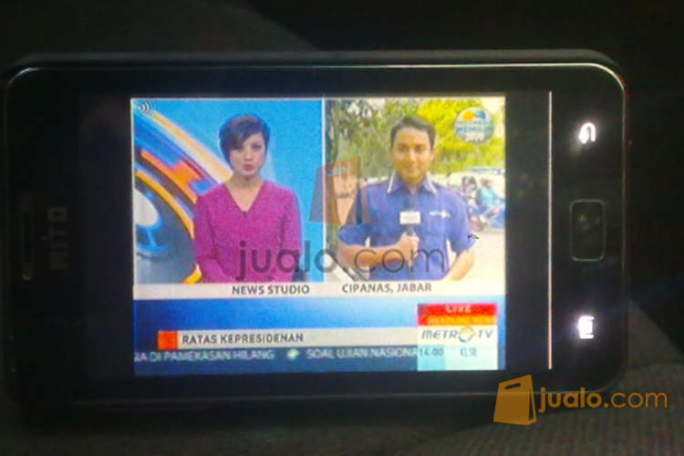 harga JUAL MITO999 TV 2SIM 5,2INCH, Murah -Lengkap di Malang Jualo.com
