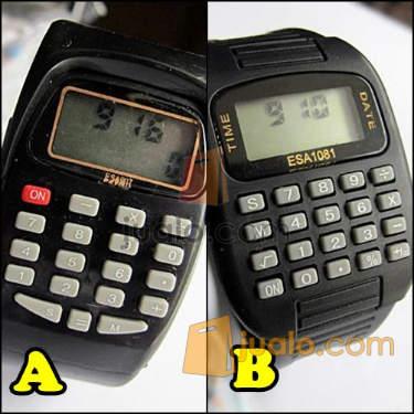 harga Jam Tangan Kalkulator Jualo.com