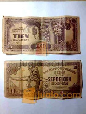 harga Uang kertas kuno jaman pendudukan Jepang ---\u003e 1942-1943 Jualo.com