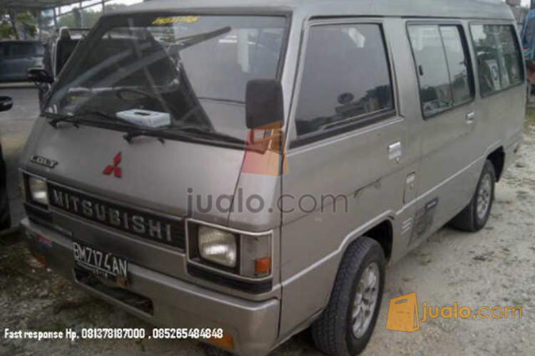 harga Dijual Minibus Mitsubishi L300 solar tahun 2000 Jualo.com