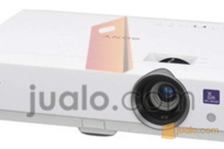 Projector Infocus IN112-114 dan Sony VPL DX100-120 dan Layar Proyektor