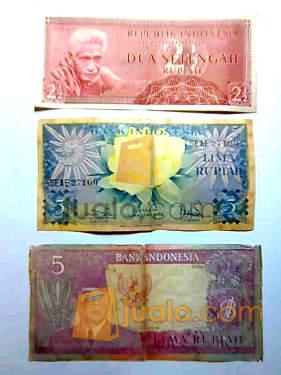 harga Uang kertas lama Indonesia - UKL001 Jualo.com