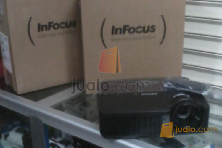 Proyektor Infocus,Sony,Screen Wall-Tripod*Bracket,Laser Pointer,Kabel