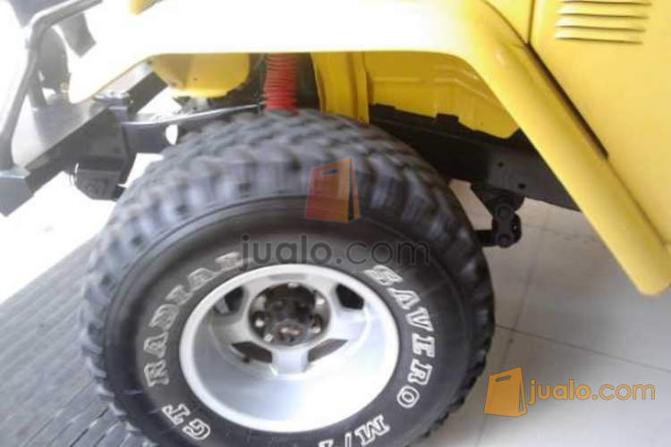 harga Toyota Land Cruiser Canvas FJ40 1981 KUNING Jualo.com