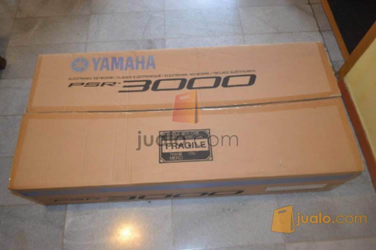 Keyboard Yamaha Psr-3000 Fullset