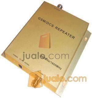 harga DCS Dualband alat penguat sinyal handphone gsm telkomsel,indosat, xl Jualo.com