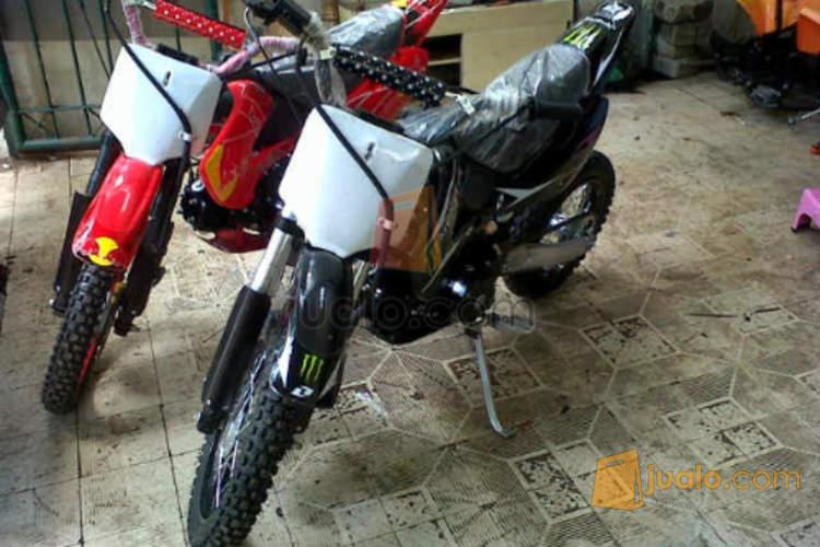 harga Motor Atv Mini Trail 110cc Non Kopling Jualo.com