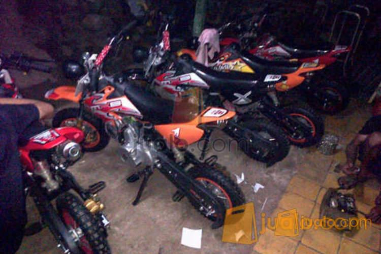 harga Motor trail mini Orion 110cc 4tak Jualo.com