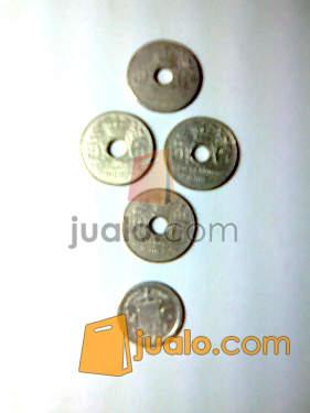harga Uang logam Nederlandsch Indie,nominal 5 cent - D Jualo.com