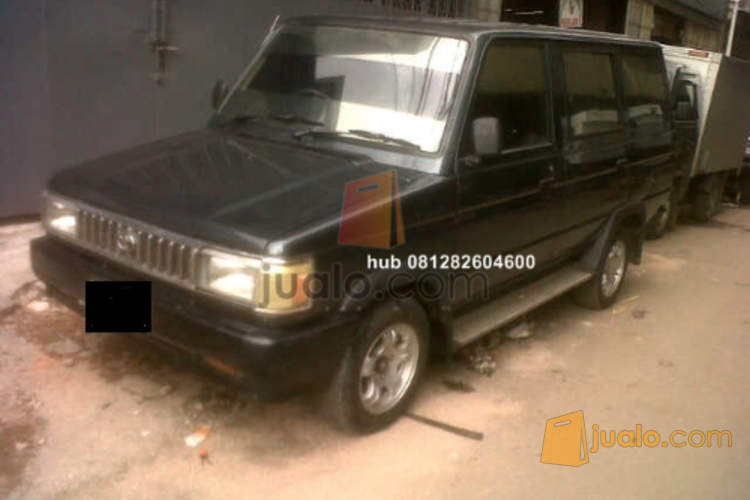 harga Toyota kijang grand extra long th 93 wrn abu2 metalik Jualo.com