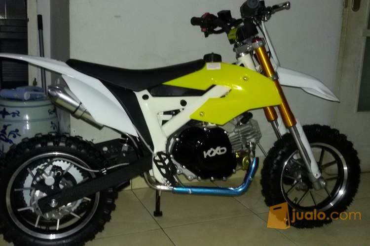 harga motor mini trail dan GP 50cc 2 tak dan 4 tak Jualo.com