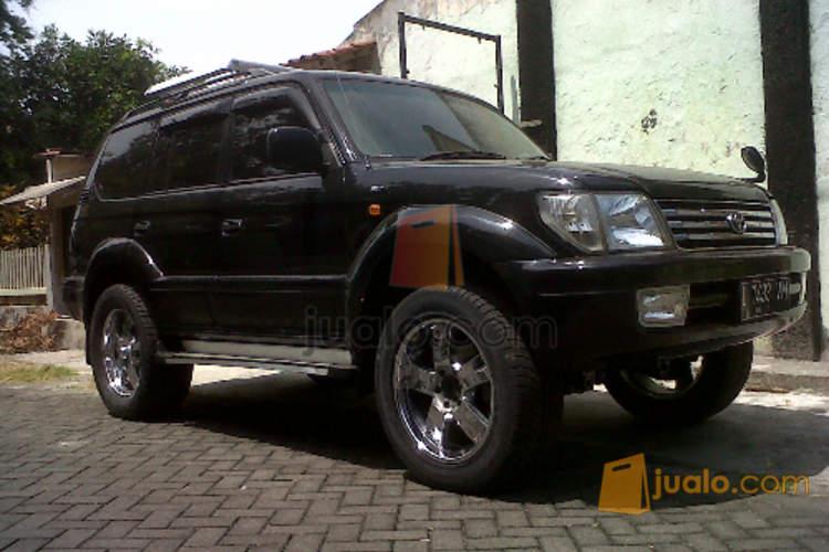 harga Toyota Land Cruiser Prado 4x4 VX 3.0 Turbo Intercooler pmk01 CBU Mewah Jualo.com