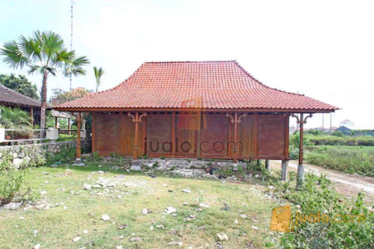 harga Rumah Jawa Antik Model Limasan Jualo.com