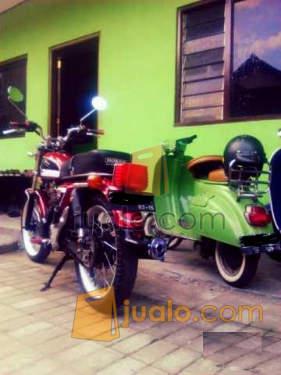 harga honda tiger th 94 modif cb Jualo.com
