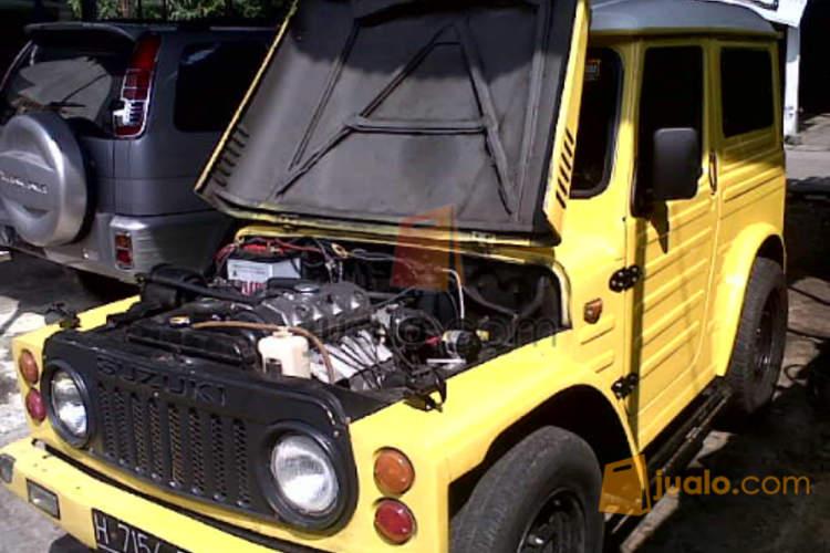 harga Suzuki Jimny Jangkrik/Kotrik LJ80'81 Kuning Mulus Jualo.com
