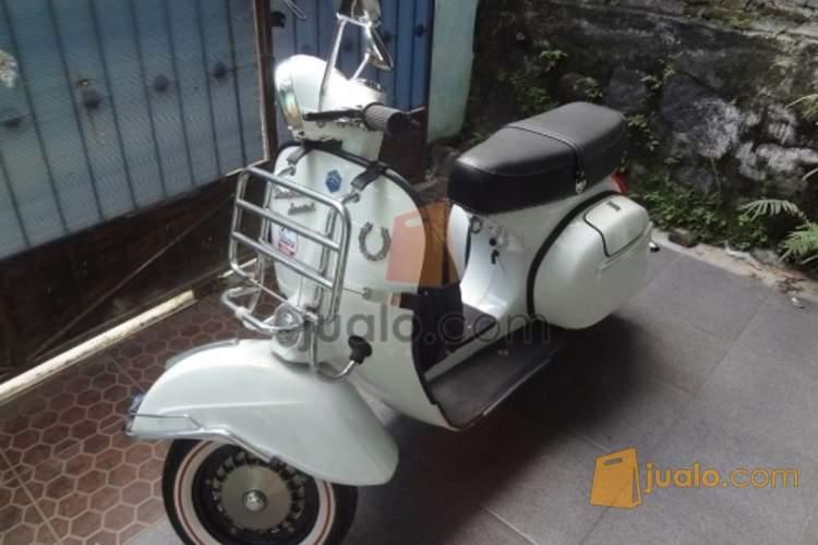 harga Vespa Sprint 150cc thn 1970 Kepala Bulat Mesin P Jualo.com
