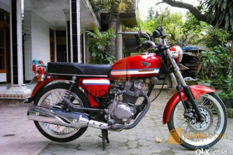 harga Honda CB 100 Classic Jualo.com