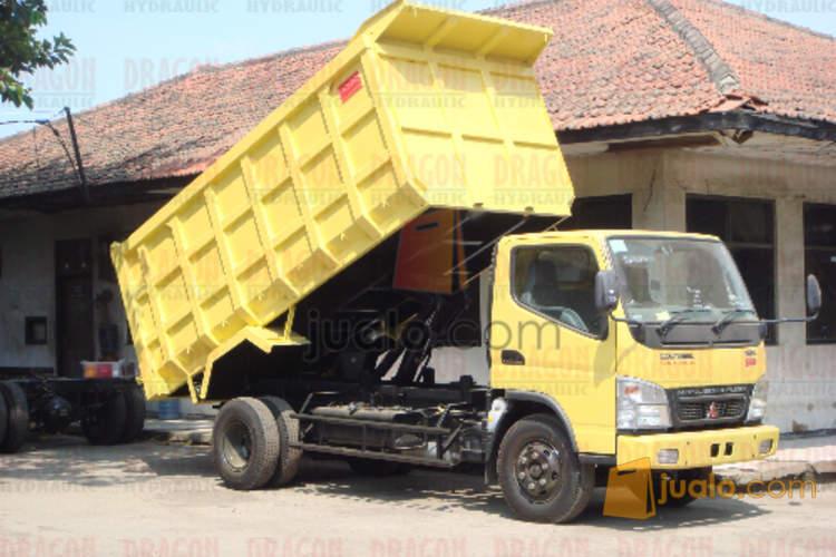 harga Mitsubishi FE 74 HD colt diesel Dump truk Jualo.com