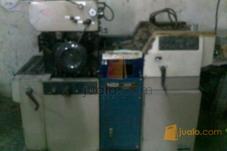 harga mesin cetak offset 500k, Oliver 52 \u0026 DQ 201 Jualo.com